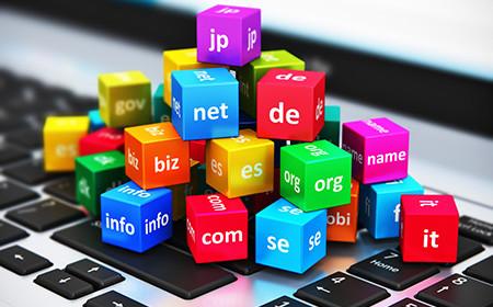 Service d'enregistrement de domaine