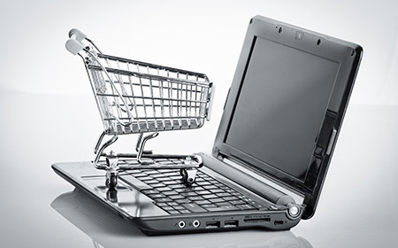 Instauration d'e-commerce