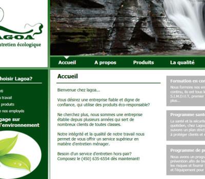 Client : Lagoa